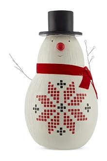MIDWEST Large snowman figure