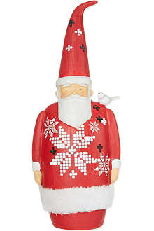 MIDWEST Merry Christmas santa ornament