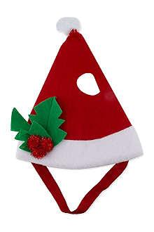 MIDWEST Santa dog hat