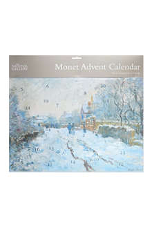 CASPARI Monet Advent Calendar