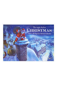 CASPARI The Night Before Christmas book