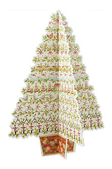 CASPARI 12 Days of Christmas 3D advent calendar
