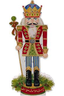 CASPARI Nutcracker advent calendar