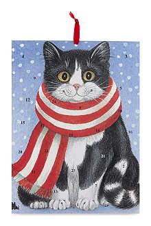 CASPARI Cat advent calendar