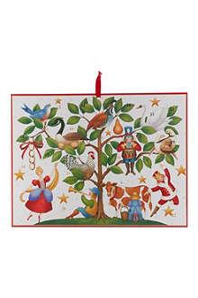 CASPARI 12 days of Christmas advent calendar