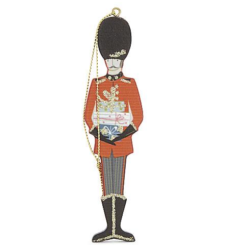HANGING ORNAMENT Guardsman hanging ornament