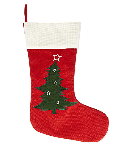 STOCKINGS Christmas tree stocking
