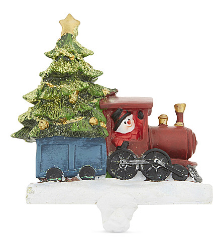 HANGING ORNAMENT Train tree ornament 14cm