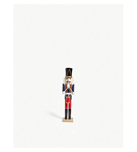 HANGING ORNAMENT Wooden nutcracker solider ornament 49.5cm