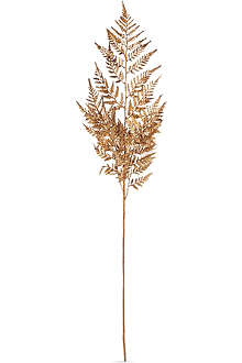 GISELA GRAHAM Traditional copper fern 79cm