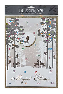 NONE Magical Christmas advent calendar