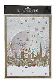 NONE London advent calendar