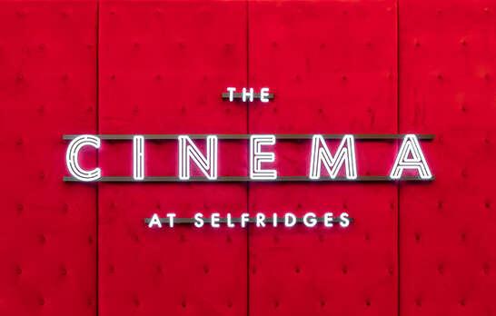 The Cinema at Selfridges: coming soon