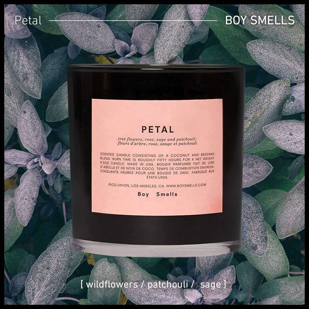 Petal Boy Smells