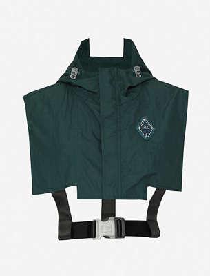 Craig Green Worker laced cotton-blend jacket