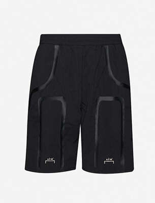 Craig Green -Layered cotton shorts