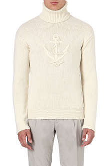 FACONNABLE Anchor motif jumper