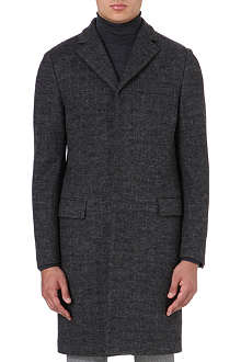 FACONNABLE Checked coat