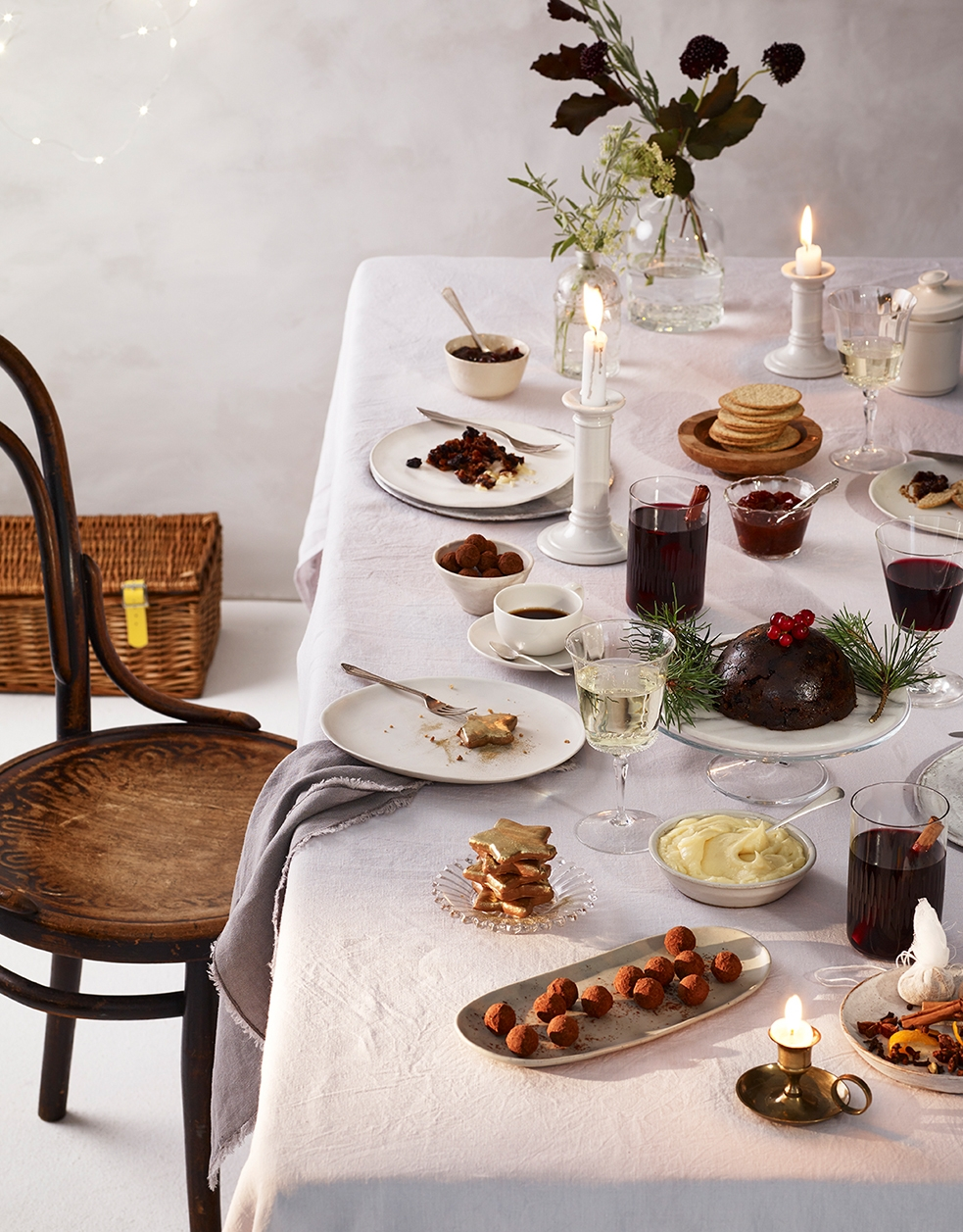 Selfridges Christmas hampers