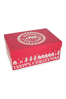 CHRISTMAS Christmas Town large gift box