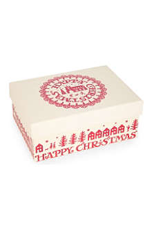 CHRISTMAS Christmas Town medium gift box