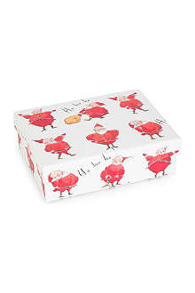 CHRISTMAS Ho Ho Ho small gift box