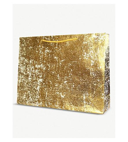 VIVID WRAP 超大金属碎箔礼品袋38厘米
