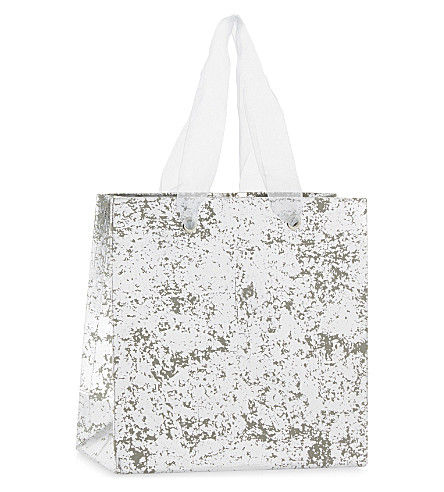 VIVID WRAP Metallic gift bag