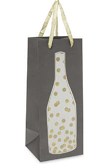 MERI MERI New Year bottle gift bag