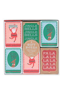 MERI MERI Jingle mini gift match box set