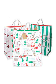 MERI MERI Set of three gift bags