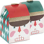MERI MERI Set of six Nutcracker gift boxes