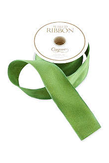 CASPARI Wired green ribbon