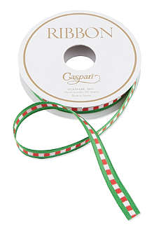 CASPARI Square pattern ribbon