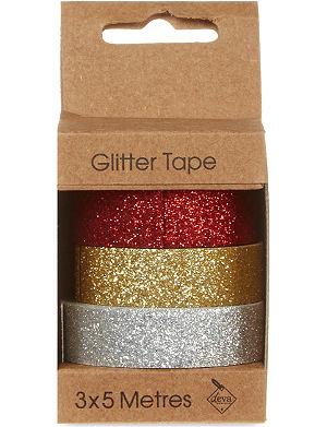 DEVA DESIGNS Glitter tape three pack