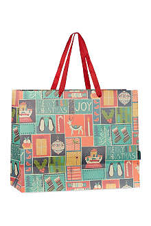 DEVA DESIGNS Christmas collective gift bag