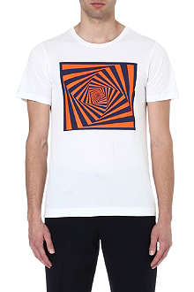 DRIES VAN NOTEN Hobba print t-shirt
