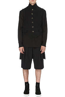 DRIES VAN NOTEN Balfour long waistcoat