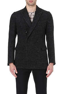 DRIES VAN NOTEN Baltimore wool-blend jacket
