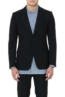 DRIES VAN NOTEN Brent flecked blazer