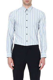 DRIES VAN NOTEN Cervi striped shirt