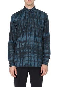 DRIES VAN NOTEN Cloyd tie-dye cotton shirt