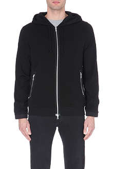 DRIES VAN NOTEN Hedinger cotton-jersey hoody