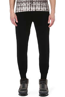 DRIES VAN NOTEN Hemby zip-cuff jogging bottoms