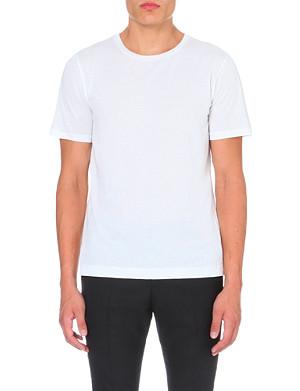 DRIES VAN NOTEN Crew-neck cotton-jersey t-shirt