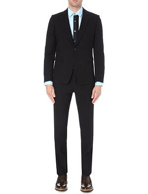 DRIES VAN NOTEN Keller pinstripe suit