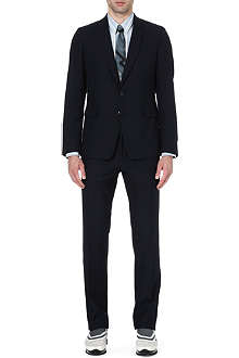 DRIES VAN NOTEN Kobe slim-fit suit