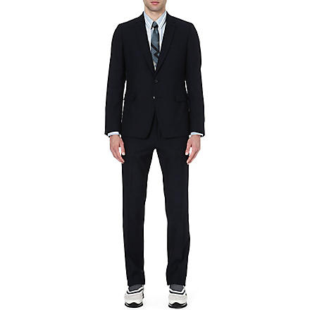 DRIES VAN NOTEN Kobe slim-fit suit (Navy