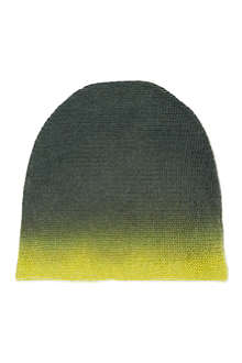 DRIES VAN NOTEN Dip dye beanie