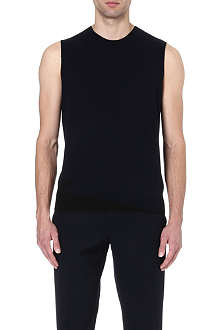 DRIES VAN NOTEN Mika wool vest